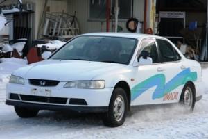 雪上安全運転講習